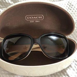 Coach Sunglasses with Hardshell Case